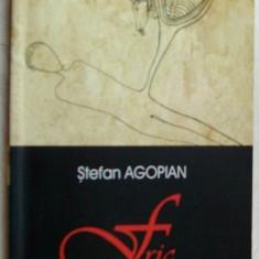 STEFAN AGOPIAN - FRIC (2003) [postfata de PETRU CRETIA]
