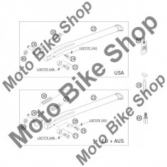 MBS Piulita M8 10.9 cric KTM 450 EXC RACING 2005 #86, Cod Produs: 54310086200KT - Cric Central Moto