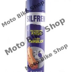 MBS Silfren spray degresant pentru frane 600 ml, Cod Produs: 002761 - Solutie curatat frane Auto