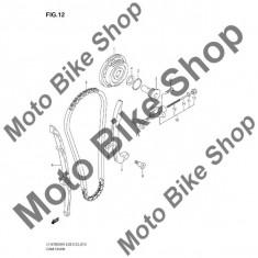 MBS Lant distributie 2005 Suzuki KingQuad (LT-A700X) #5, Cod Produs: 1276031G00SU - Lant distributie Moto
