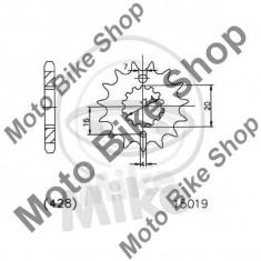 MBS Pinion fata 428 Z15, 50-15019-15, MZ/MUZ RT 125 SM 2000- 2008, Cod Produs: 7261025MA - Pinioane transmisie Moto