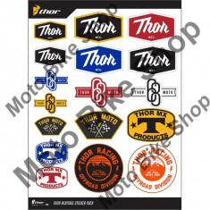 MBS Abtibild coala Thor S15 Heritage, Cod Produs: 43201572PE - Stikere Moto