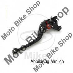 MBS Maneta ambreiaj TRW, Honda CB 600 F Hornet, neagra, Cod Produs: 7291818MA - Manete Ambreiaj Moto