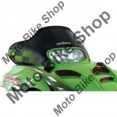 MBS Parbriz 13.75 inch Arctic Cat Z 570 negru/verde, Cod Produs: CZR3LBGPE - Parbriz moto