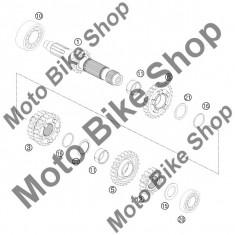 MBS Saiba 20, 2X33X1, 5 KTM 250 EXC 2013 #15, Cod Produs: 54633015000KT - Cutie viteze Moto