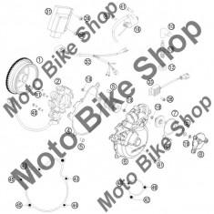 MBS Capac pornire KTM 250 EXC Europe 2011 #8, Cod Produs: 5513004524433KT - Rac pornire moto