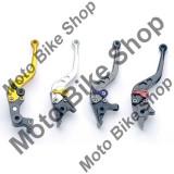 MBS Maneta frana scurta racing, reglabila, negra, Yamaha YZF-R1 2002-2003, Cod Produs: 200SR17SWLS