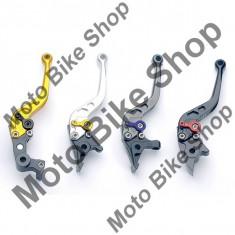 MBS Maneta frana scurta racing, reglabila, negra, Yamaha YZF-R1 2002-2003, Cod Produs: 200SR17SWLS - Maneta frana Moto