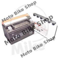 MBS Baterie moto + electrolit 12V6AH / YTX7A-BS / 6-ON, Cod Produs: 7079148MA
