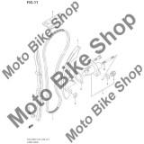 MBS Lant distributie 2000 Suzuki DR-Z400 #1, Cod Produs: 1276029F01SU
