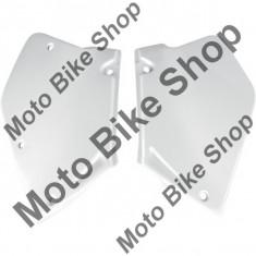 MBS Laterale spate Honda CR 125/250 '95-'7 albe, Cod Produs: HO02673041 - Carene moto