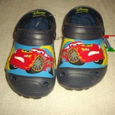 Papuci imblaniti pentru copii,NOI, Disney Pixar marimea 28
