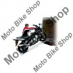 MBS Rampa Aluminiu moto, lungime 2.17M, pliabila, pana la 340kg, Cod Produs: RAMPAU - Elevator motociclete