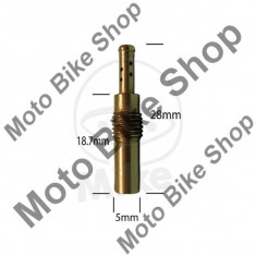 MBS Jigler relantiu, pentru carburator Keihin D.52 tip N424-21, EBC424-21-52, Cod Produs: 7210503MA - Piese injectie Moto
