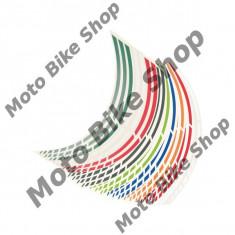 MBS Banda janta GP-Style, neagra, Cod Produs: 10010825LO - Rim streaps - benzi jante Moto