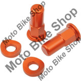 MBS RIM LOCK KIT ORANGE NO TOIL, Cod Produs: 02200017PE