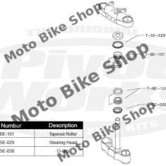 MBS Kit rulmenti ghidon KTM SX125/250/450, Cod Produs: PWSSKT01521VP - Kit rulmenti ghidon Moto