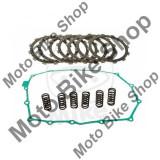 MBS Set placute ambreiaj textolit + arcuri + garnitura Honda XRV 750 Africa Twin Y RD07A 2000- 2003, Cod Produs: 7453491MA