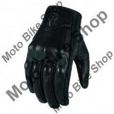 MBS Manusi de piele Icon Pursuit, negre, XXL, Cod Produs: 33011799PE