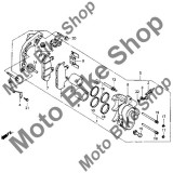 MBS Ghidaj bolt 1991 Honda SHADOW VLX (VT600C) #15, Cod Produs: 45132166016HO