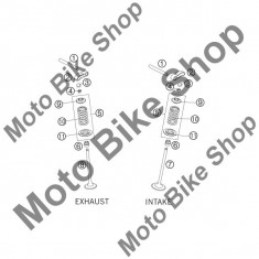 MBS Culbutor KTM 250 EXC-F 2006 #2, Cod Produs: 77036060000KT - Axe cu came Moto