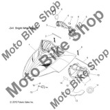 MBS Grila bord Polaris 800 Switchback/ES 2010 #5, Cod Produs: 5437372PL