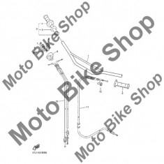 MBS Cablu ambreiaj 2003 Yamaha WR450F (WR450FR) #11, Cod Produs: 5TJ263355000YA - Cablu Ambreiaj Moto