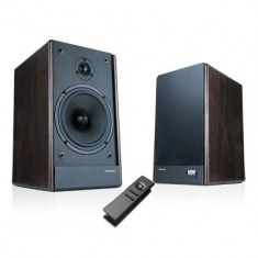 Boxe Microlab Solo 6C, 2.0, 100W RMS, telecomanda, Negru - Boxe PC