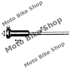 MBS Cablu frana /ambreiaj 2000 x 1, 5 mm, Cod Produs: 7313380MA - Accesorii Cabluri Moto