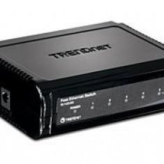 Switch Trendnet TE100-S5 5-Porturi 10/100Mbps