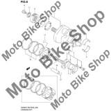 MBS Set segmenti 2002 Suzuki SV650S #15, Cod Produs: 1214020F00SU