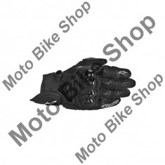 MBS Manusi piele Alpinestars SM GPX, negru, XL=11, Cod Produs: 356701310XLAU