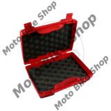 MBS Cutie plastic 260X210X76MM, cu burete, rosie, Cod Produs: 6990216MA