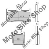 MBS Placute frana (Sinter) Yamaha YZF R1 1000 2007-2012, Cod Produs: 225102973RM