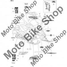 MBS Abtibild 2006 Ski Doo Mx-Z 380F #11, Cod Produs: 516003024SK - Stikere Moto