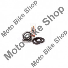 MBS Kit rulmenti roata fata KTM 125 SX 2008-2009, Cod Produs: PWFWKT11521VP - Kit rulmenti roata fata Moto