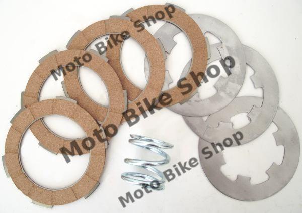 MBS Set placute ambreiaj textolit+fier+arc Vespa 50/90/125 Primavera 125 ET3, Cod Produs: 56000OL