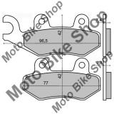 MBS Placute frana fata sinter Peugeot LXr 125cc 2010>, Cod Produs: 225101423RM