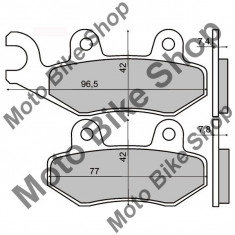 MBS Placute frana fata sinter Peugeot LXr 125cc 2010>, Cod Produs: 225101423RM - Piese electronice Moto