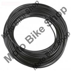 MBS Teaca cablu D7, negru, (rola de 25 metri ), Cod Produs: 163530700RM - Accesorii Cabluri Moto