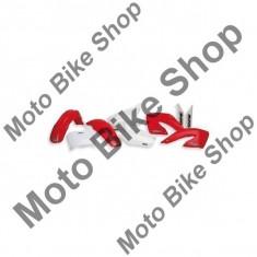MBS Laterale spate CR125/98-99=CR250/97-99, alb, Cod Produs: UF3602041AU - Carene moto