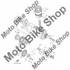 MBS Set segmenti STD 2001 Yamaha 660R RAPTOR (YFM660RN) #12, Cod Produs: 2C6116030000YA - Pistoane - segmenti Moto