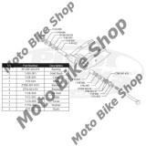 MBS Kit rulmenti bascula Yamaha YFM660R Raptor 2001 - 2005, Cod Produs: SAY19000PE