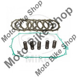 MBS Kit placi ambreiaj textolit + arcuri + garnitura Honda VT 600 C Shadow J PC21 1988, Cod Produs: 7453483MA