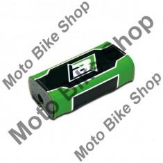 MBS Burete ghidon BlackBird Oversize, verde, Cod Produs: BB504330AU - Protectie ghidon Moto
