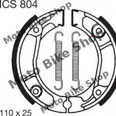 MBS Set saboti frana spate GY6-50 - MCS804, Cod Produs: 7860125MA - Saboti frana Moto