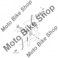 MBS Patina mobila lant distributie 2007 Yamaha Raptor 350 (YFM35RW-C) #11, Cod Produs: 1UY122410000YA - Intinzator lant moto