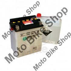 MBS Baterie moto + electrolit 12V 14Ah YB14L-A2 6-ON, Cod Produs: 7079081MA