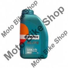 MBS Ulei Repsol Elite Long Life 50700/50400 5W30 1L, Cod Produs: 543012 - Ulei motor Moto