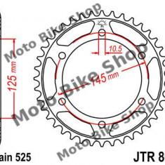 MBS Pinion spate Z42 525 Yamaha TDM850 '91-'1, Cod Produs: 7275761MA - Pinioane transmisie Moto